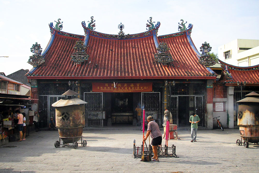 goddess of mercy temple