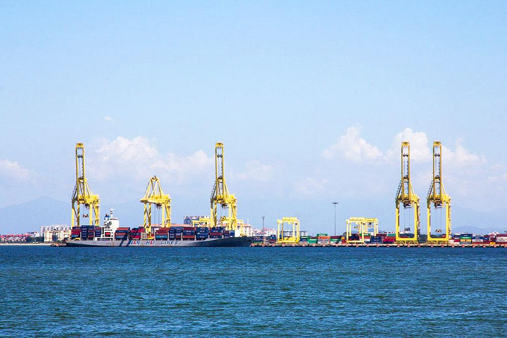 penang free trade port