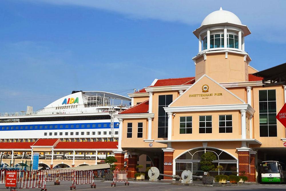 swettenham pier cruise terminal